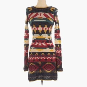 Willow and Clay bohemian dress long sleeve